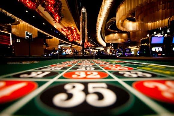 Casino Junggesellenabschied